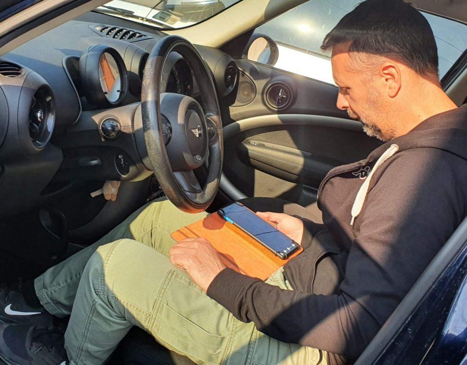 BMW i3 átvizsgálás, autóvizsgálat