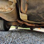 Autó állapotfelmérés, rozsda