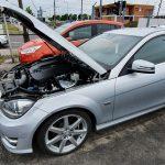 Mercedes használt autó átvizsgálás