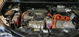 Használt autó átvizsgálás motortér