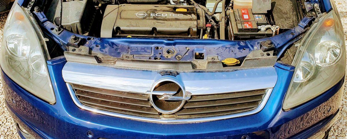 az autóvizsgálat, Opel