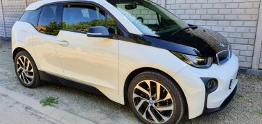 BMW i3 átvizsgálás